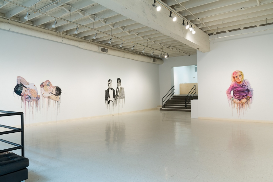 Jo Hamilton | New Work | Installation View | September 2017