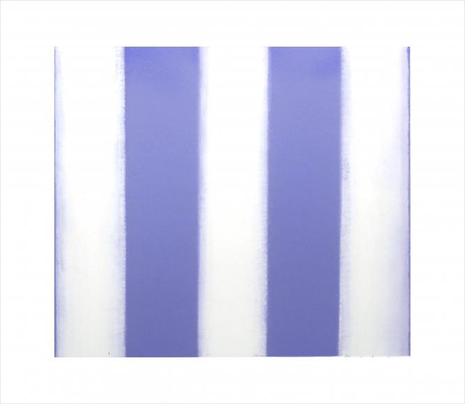 Merken - Stripes, Violet