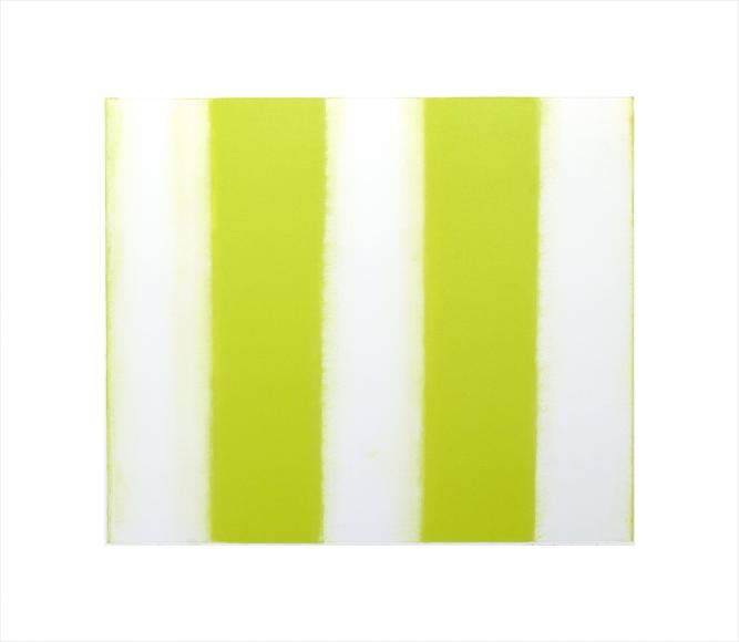 Merken - Stripes, Citron