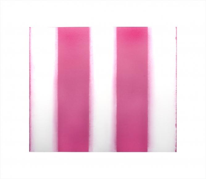 Merken - Stripes, Pink