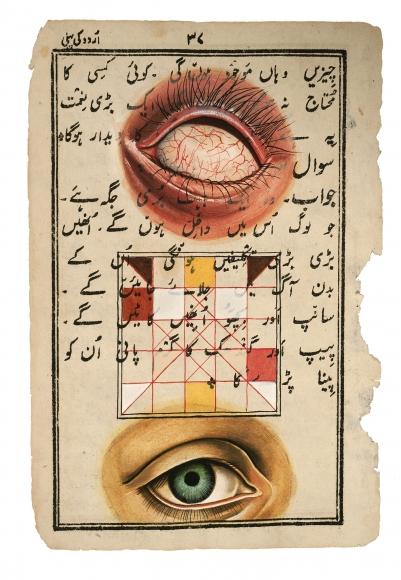 Stotik - eyeball geometry