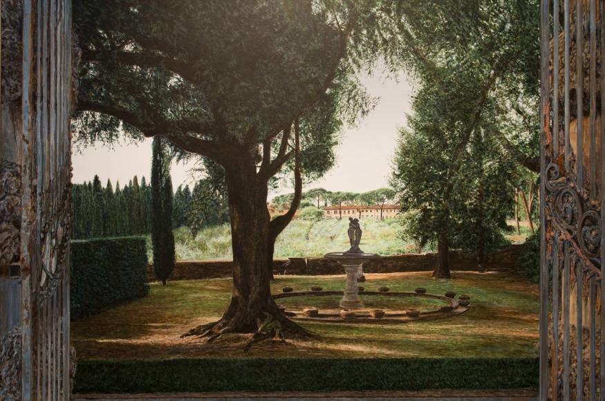 Villa la Pietra Canceno
