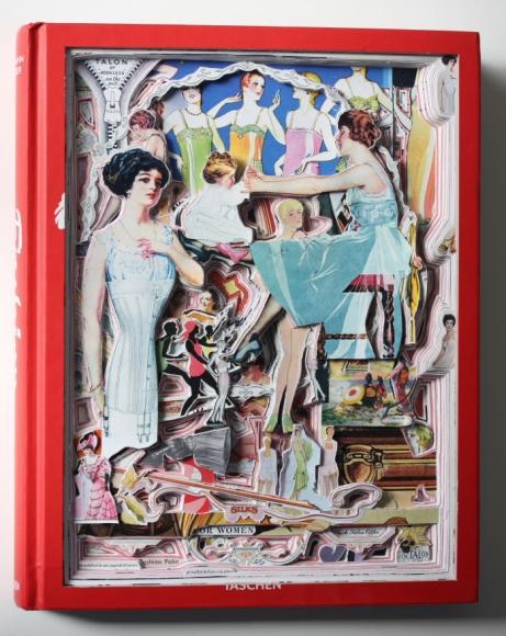 James Allen - Fashion book excavation