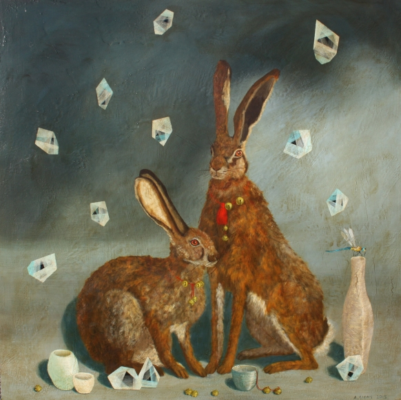 Siems - Hares and Pottery