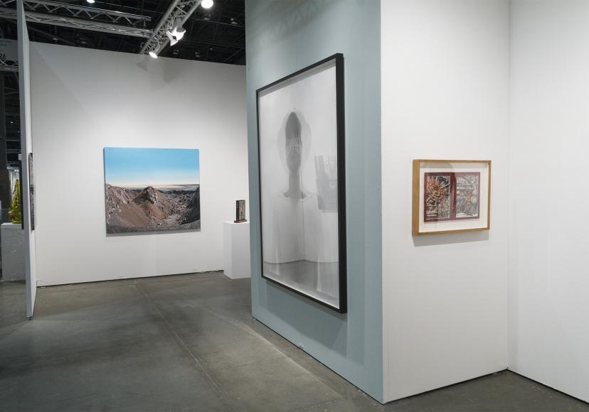 Seattle Art Fair 2017 - Booth D26