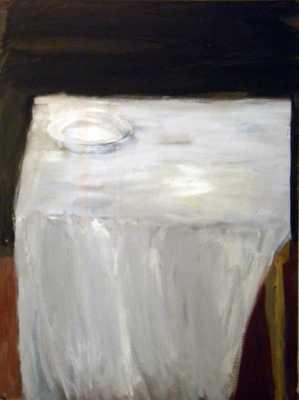 Untitled (Dish and Table)