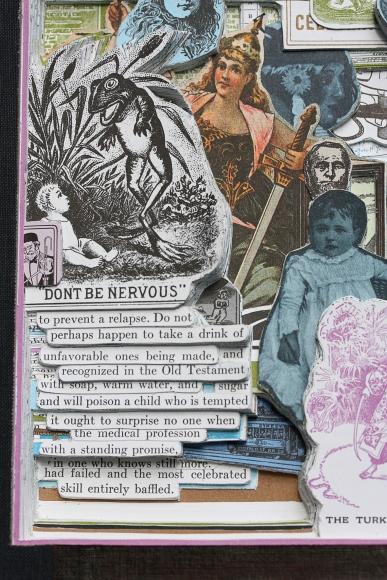 James Allen Book Excavation: Don't Be Nervous