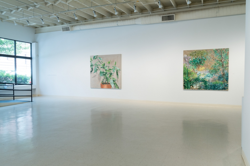 Russell - Installation View August 2017