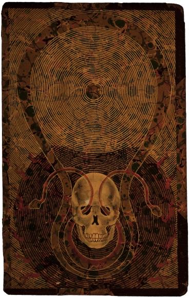 Stotik - skull and snakes