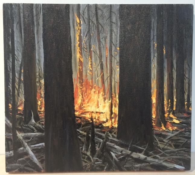 Brophy - Fire