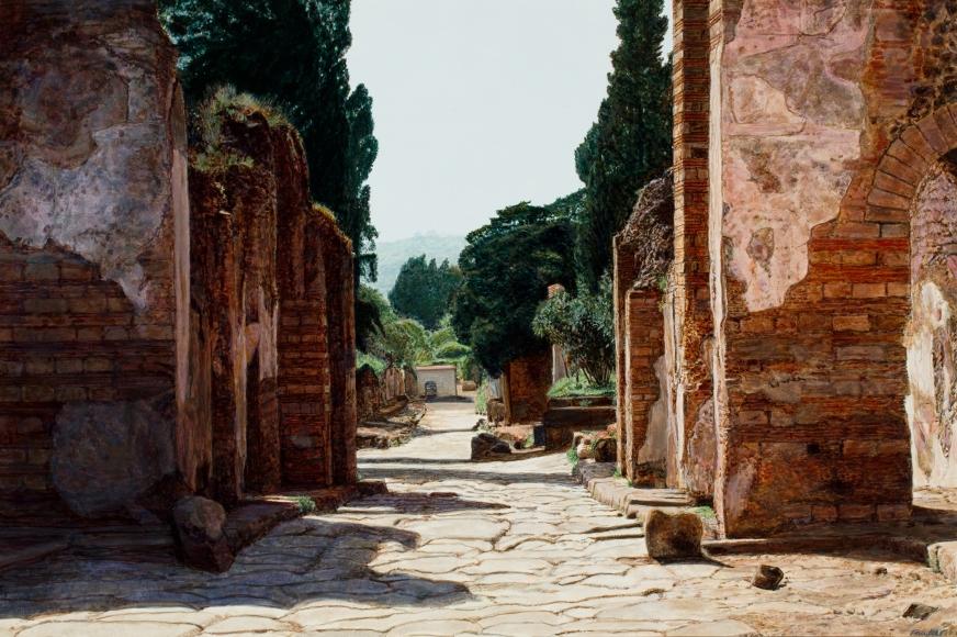 Pompeii - Strada