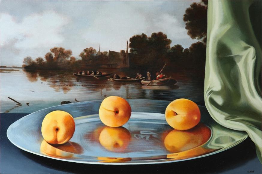 Wolf - Three Apricots