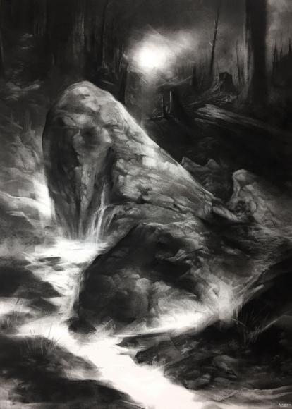 Abbott - Weeping Stone