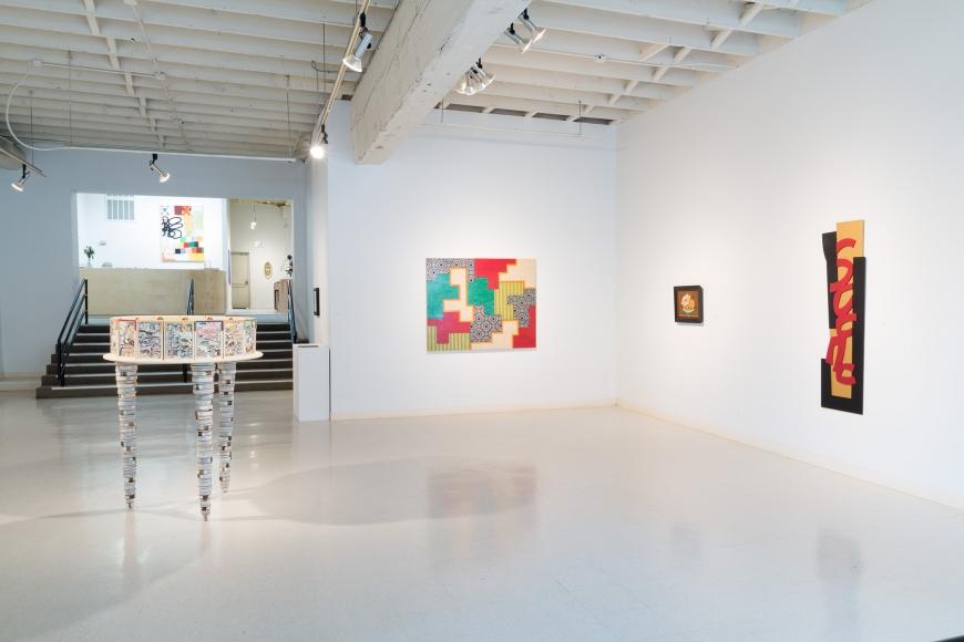 30 Years installation photo October 2014