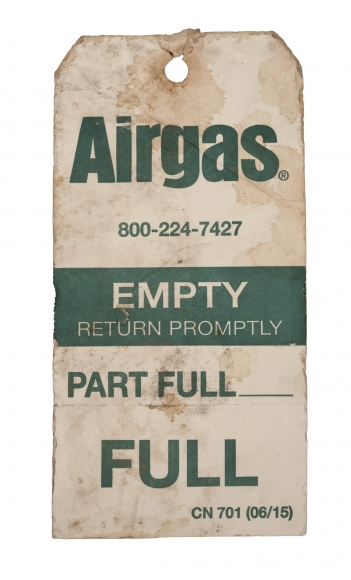 Stotik - Airgas tag