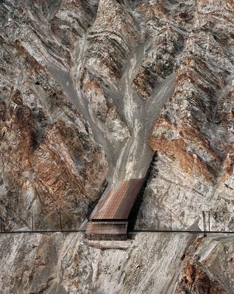 Edward Burtynsky - Howard Greenberg Gallery - 2017