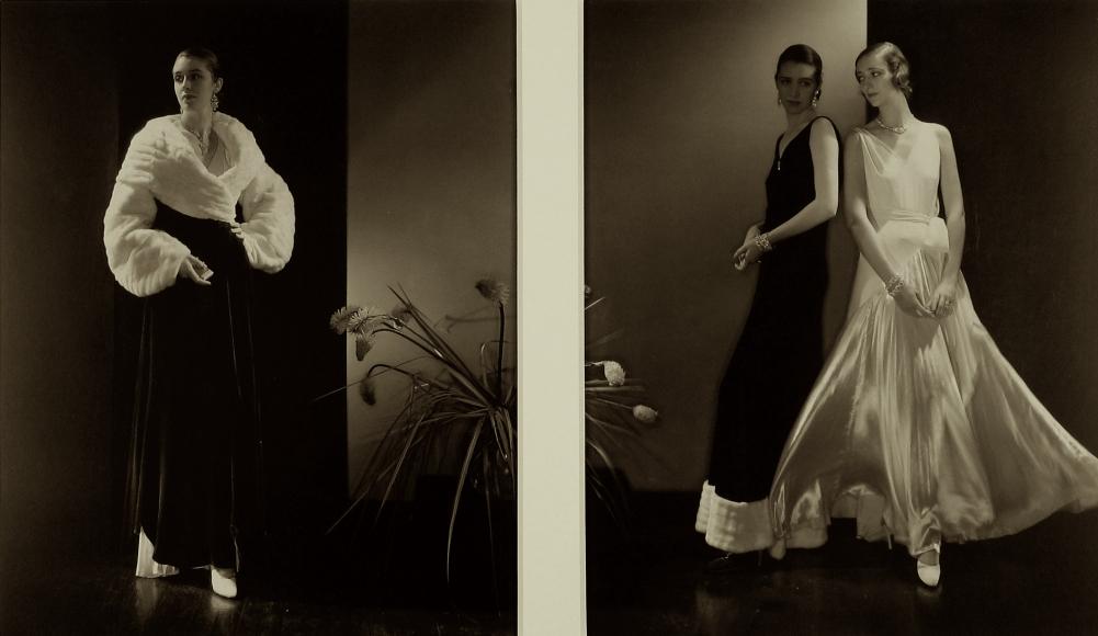 Edward Steichen: Fashion 2009 Howard Greenberg Gallery