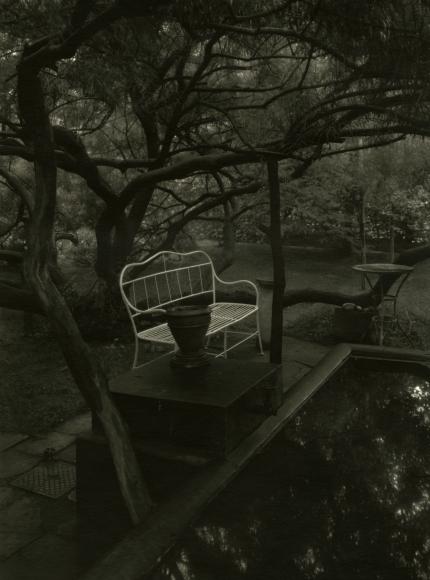 Josef Sudek - In the Magic Garden, c.1958 - Howard Greenberg Gallery
