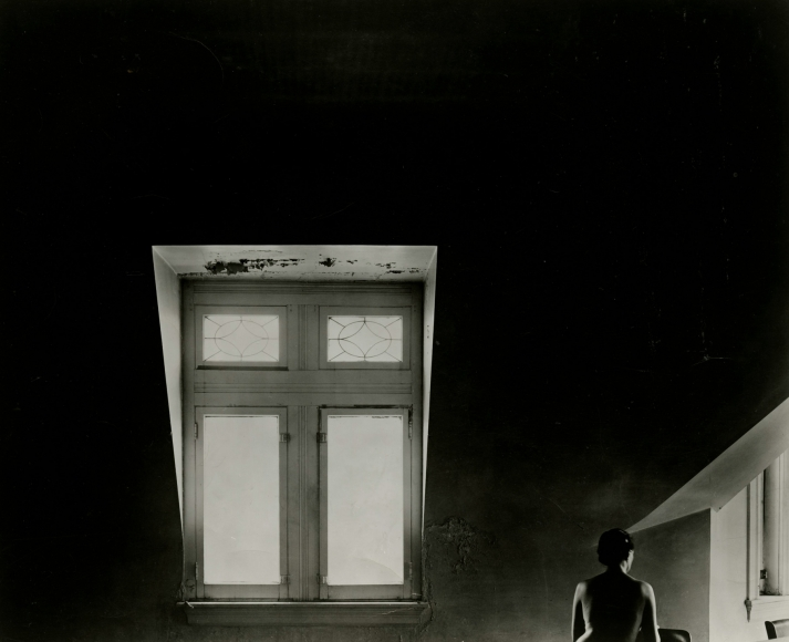 Harry Callahan - Eleanor, Chicago, 1948 - Howard Greenberg Gallery