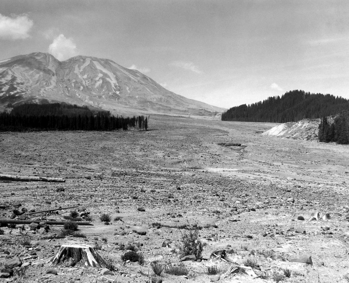 Frank Gohlke: Mount St. Helens 2005 howard greenberg gallery