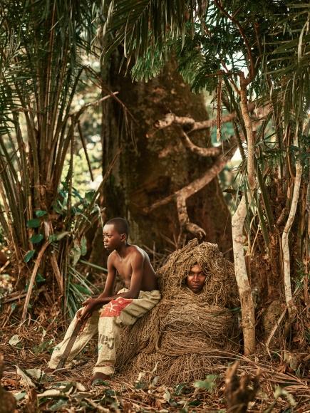 Pieter Henket, Congo Tales, Howard Greenberg Gallery, 2020