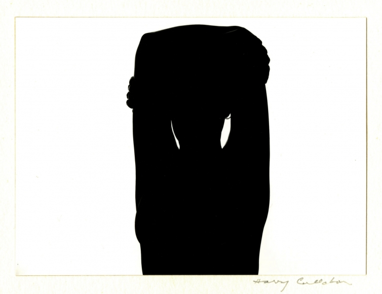 Harry Callahan - Eleanor, Chicago, 1949 - Howard Greenberg Gallery