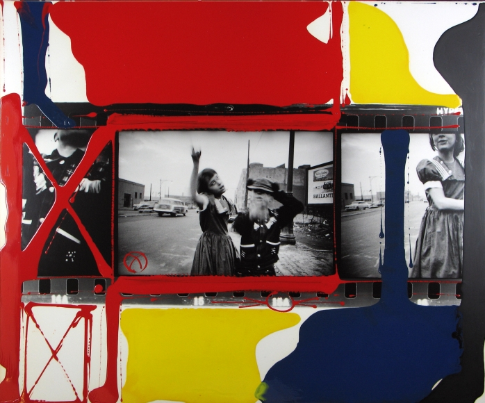 William Klein - William Klein + Brooklyn - Howard Greenberg Gallery - 2015