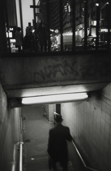 Tom Arndt - Going Home, N.Y.C., 1979  - Howard Greenberg Gallery