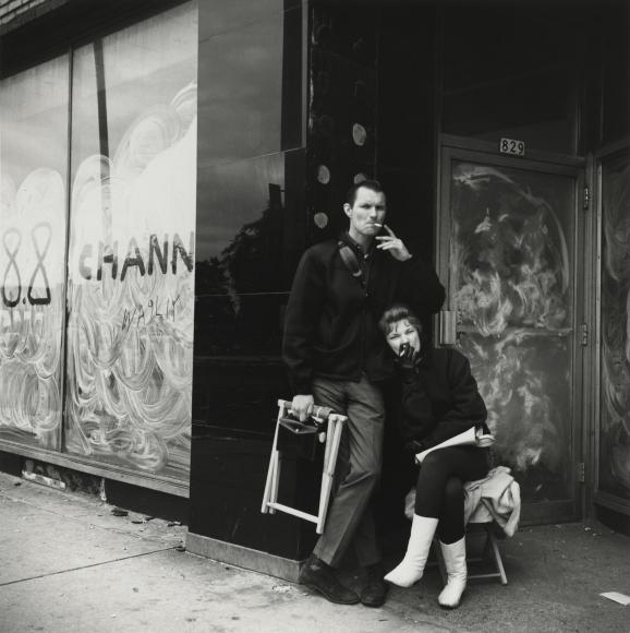 Vivian Maier Howard Greenberg Gallery