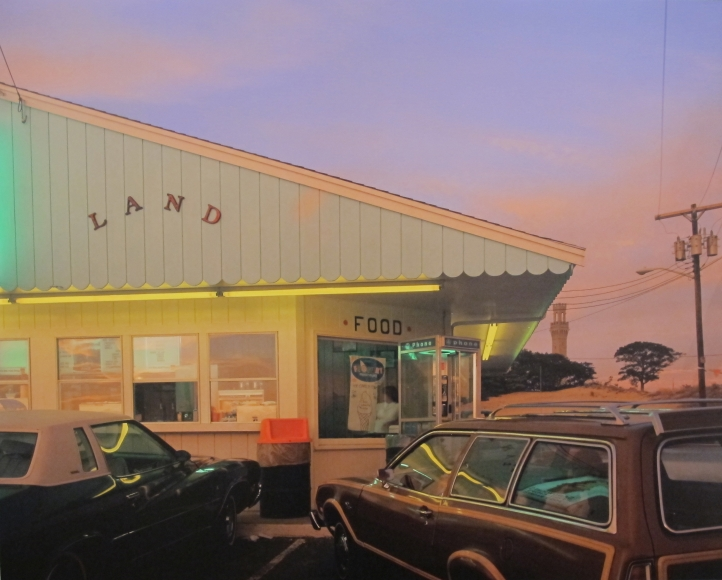 Joel Meyerowitz - Land, Provincetown, 1976 - Howard Greenberg Gallery