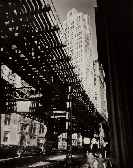 Berenice Abbott: All About Abbott 2006 howard greenberg gallery