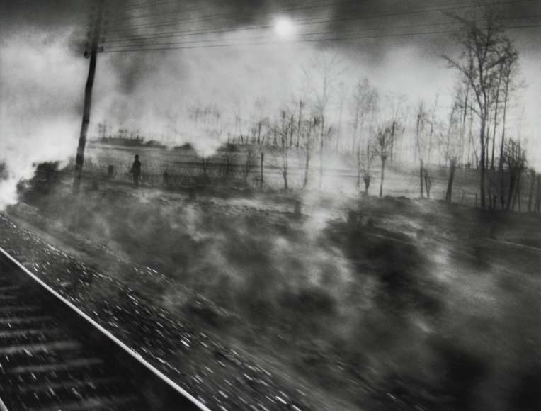 Réne Groebli - From Rail Magic, 1949- Howard Greenberg Gallery