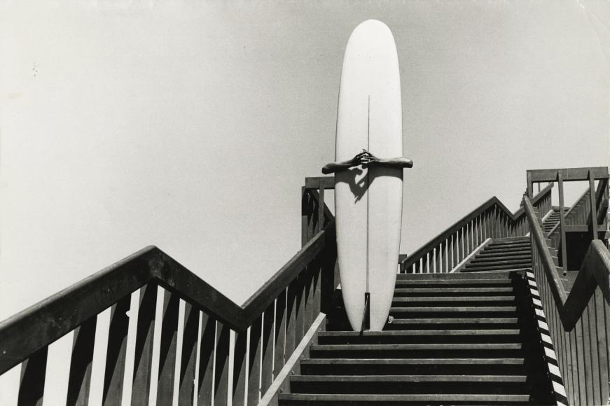 Dennis Stock - Corona del Mar, California, 1968 - Howard Greenberg Gallery