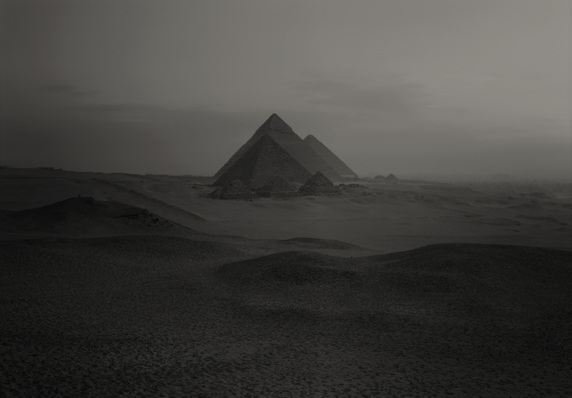 Kenro Izu - Giza #70, Egypt, 1985 - Howard Greenberg Gallery