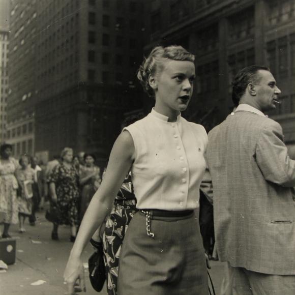 Homer Page - New York, July 13, 1949 - Howard Greenberg Gallery