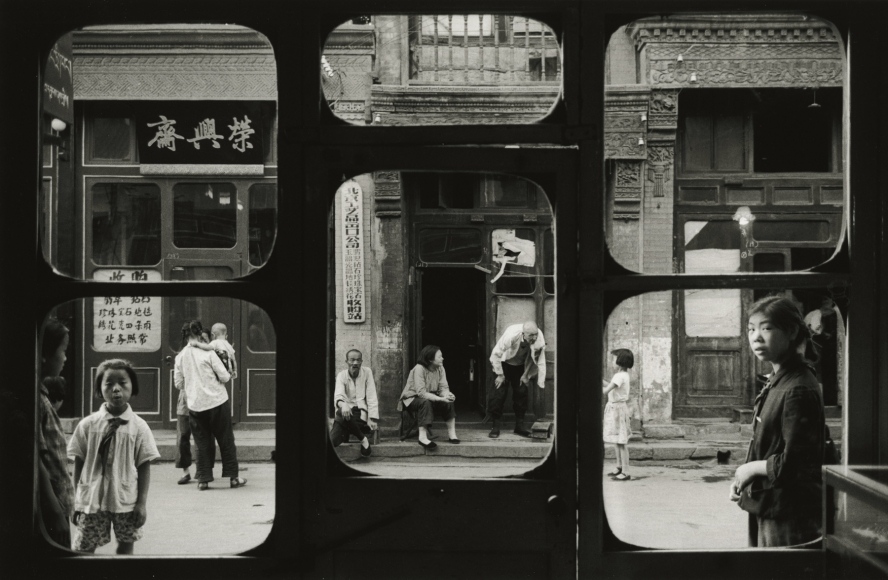 Marc Riboud - Liu Li Chnage, Beijing, 1965 - Howard Greenberg Gallery