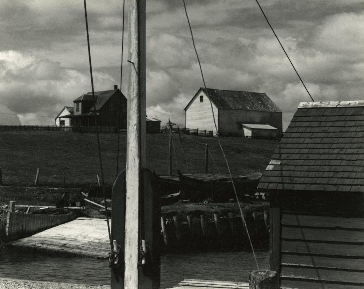 Paul Strand - Fox River, Gaspe, 1936- Howard Greenberg Gallery