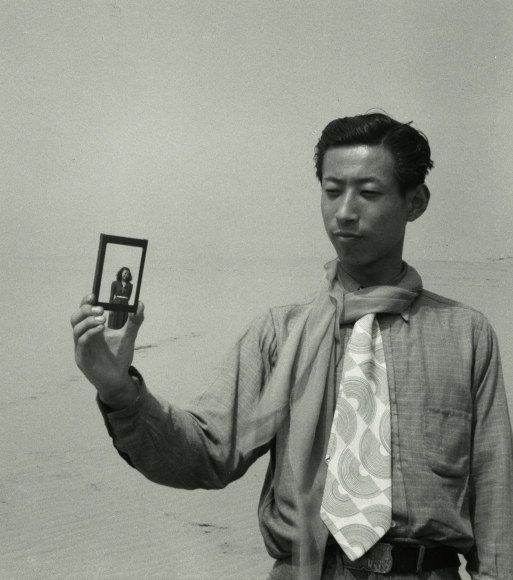 Shōji Ueda - From series Sand Dunes, c.1950 - Howard Greenberg Gallery