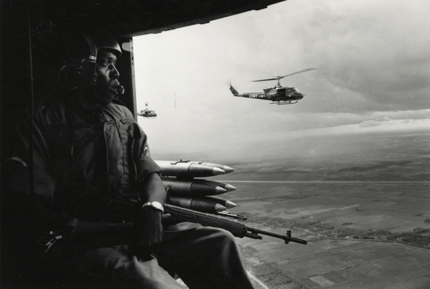 James Karales - Vietnam, 1963 - Howard Greenberg Gallery