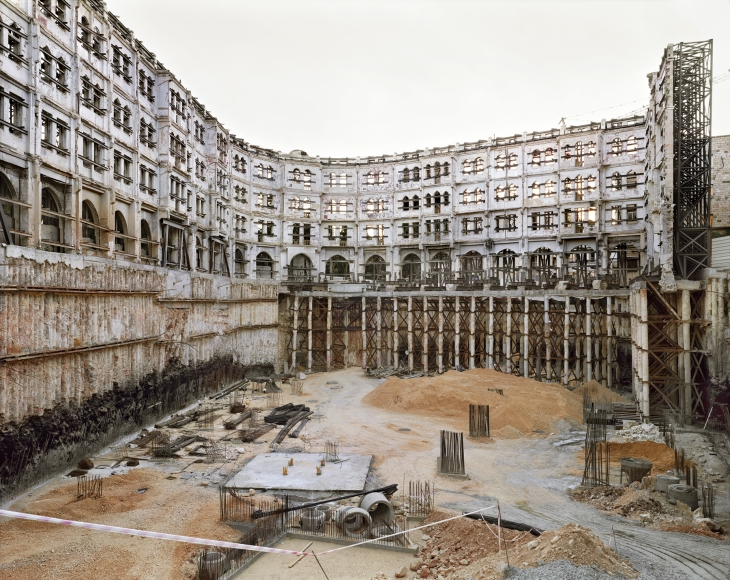 Frédéric Brenner - An Archeology of Fear and Desire - Palace Hotel, 2009 - Howard Greenberg Gallery