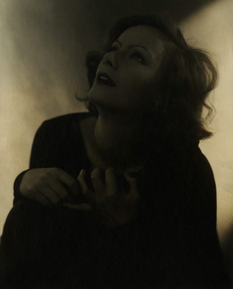 Edward Steichen - Greta Garbo, 1928 - Howard Greenberg Gallery