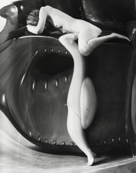 André Kertész - Distortion #60, 1933 - Howard Greenberg Gallery