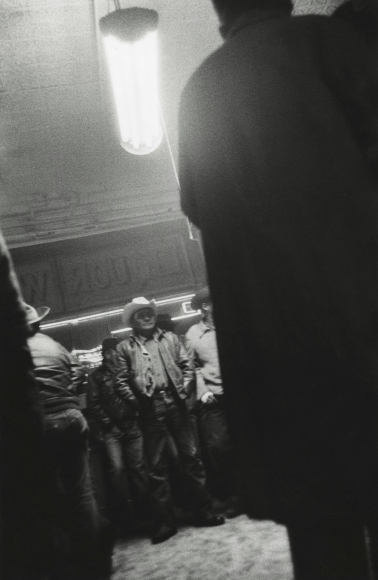 Robert Frank - Bar, Gallup, New Mexico, c.1955 - Howard Greenberg Gallery