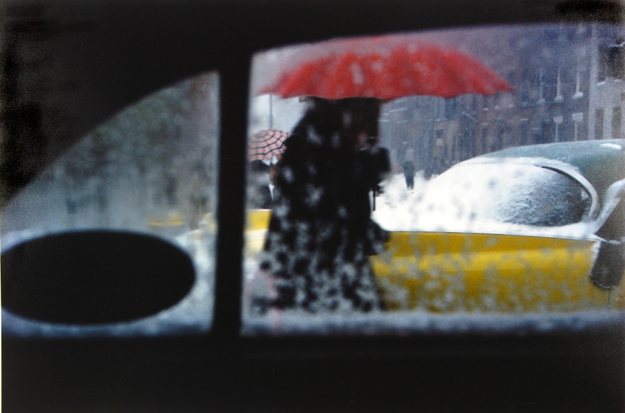 Saul Leiter - Early Color - Howard Greenberg Gallery - 2014