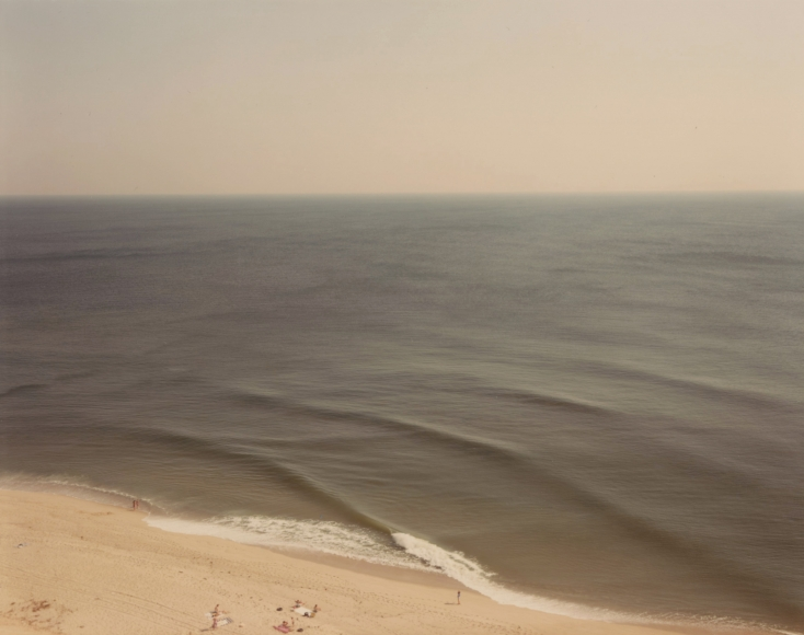 Joel Meyerowitz - Longnook Beach, 1983 - Howard Greenberg Gallery