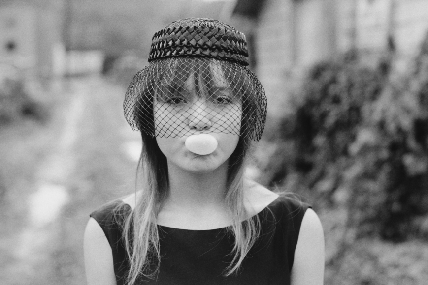 Attitude: Portraits by Mary Ellen Mark, 1964–2015 - Howard Greenberg Gallery - 2016