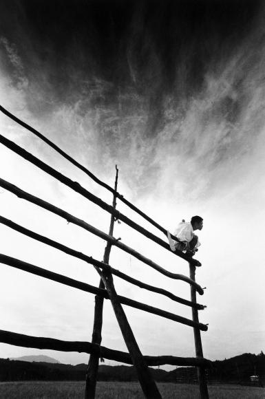 Eikoh Hosoe - Kamaitachi #8, 1965 - Howard Greenberg Gallery