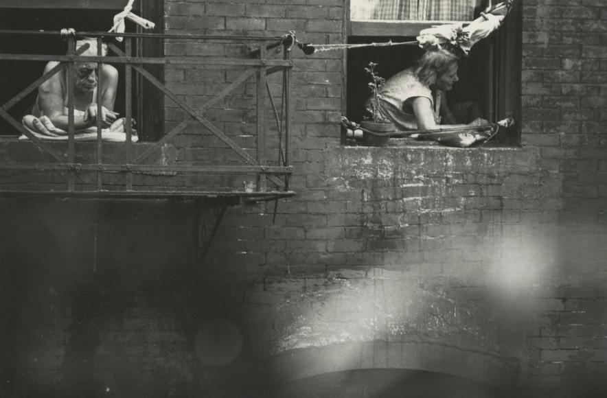 Dave Heath - Sketchbook - Howard Greenberg Gallery - 2015