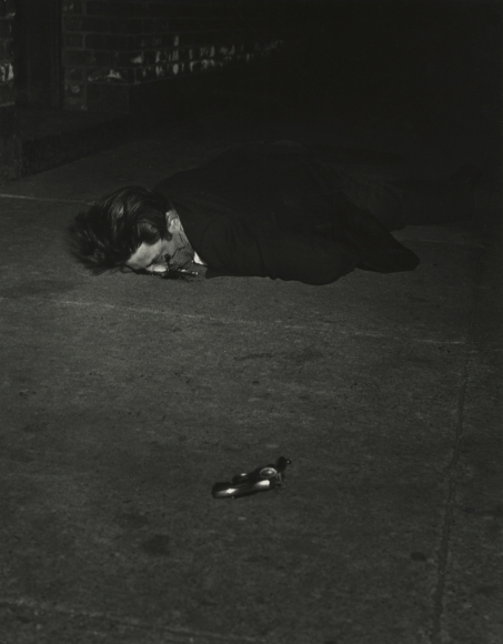 Weegee - Howard Greenberg Gallery - 2017