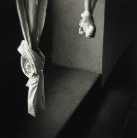 Eric Lindbloom - Curtains, Florence, 1983 - Howard Greenberg Gallery
